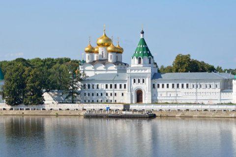 Основные экскурсионные объекты Костромы и костромского края