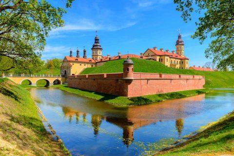 Минск – Несвиж – Мир – Брест – Беловежская пуща